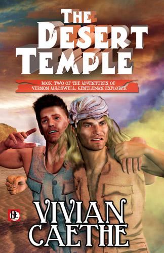 The Desert Temple