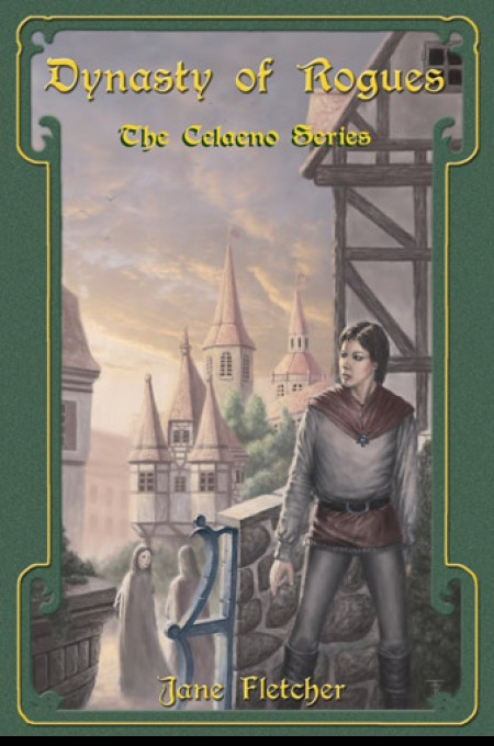 The Temple at Landfall (The Celaeno Series)