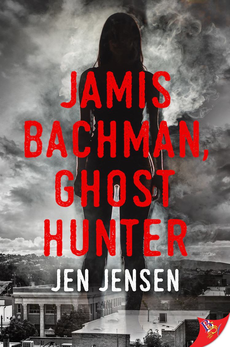 Jamis Bachman, Ghost Hunter