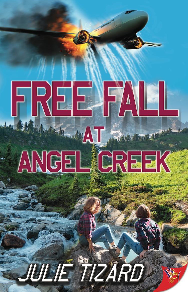 Free Fall at Angel Creek
