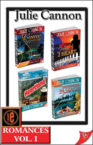 Julie Cannon Romances Vol. 1