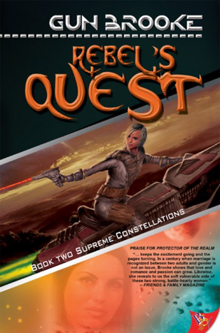 Rebel's Quest