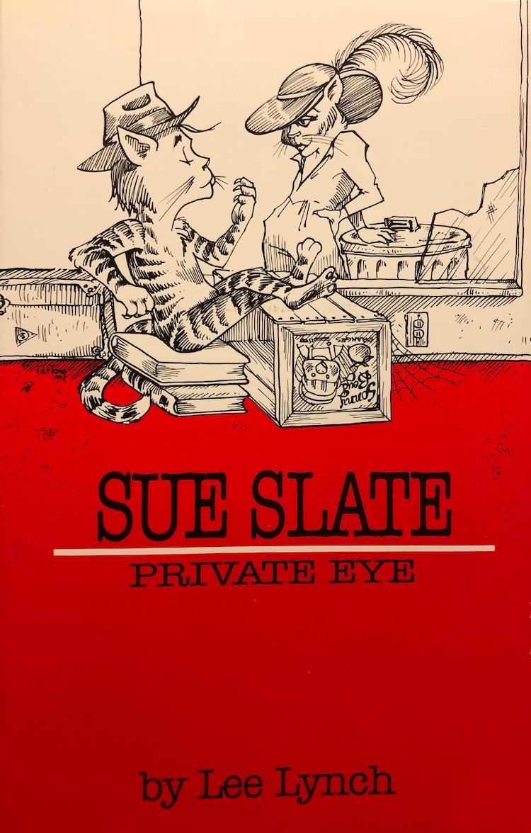 Sue Slate Private Eye