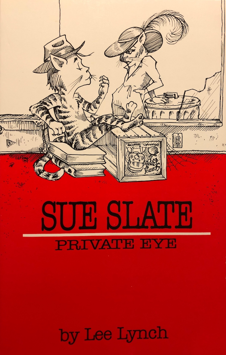 Sue Slate Private Eye