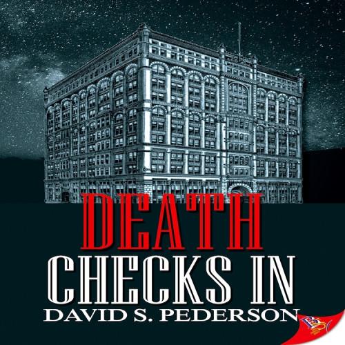 David Pederson at Boswell Book Company