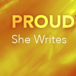 She Writes * Proud Voices
