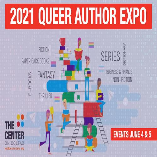 Queer Author Expo - Denver