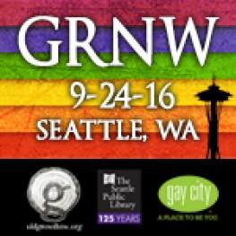 Gay Romance Northwest 2016