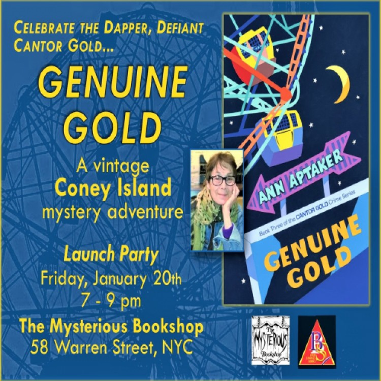 Genuine Gold Launch Party