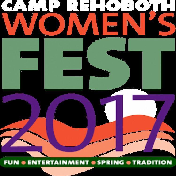 CAMP Rehoboth Women's FEST 2017