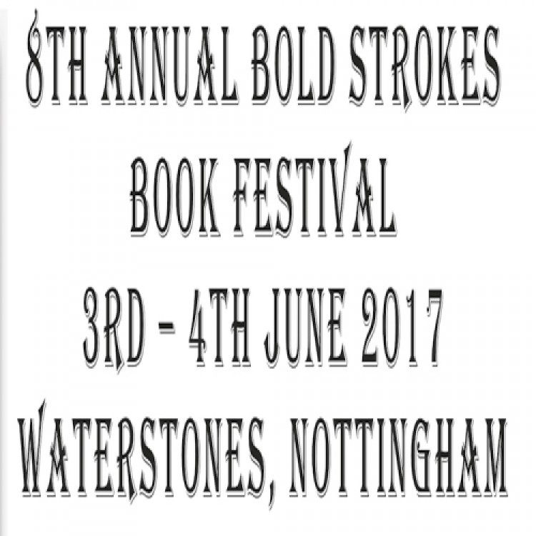 8th Annual Bold Strokes Book Festival (UK)