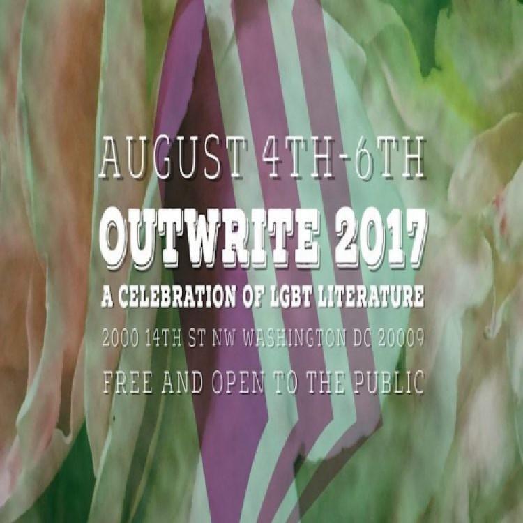 OutWrite LGBT Book Festival