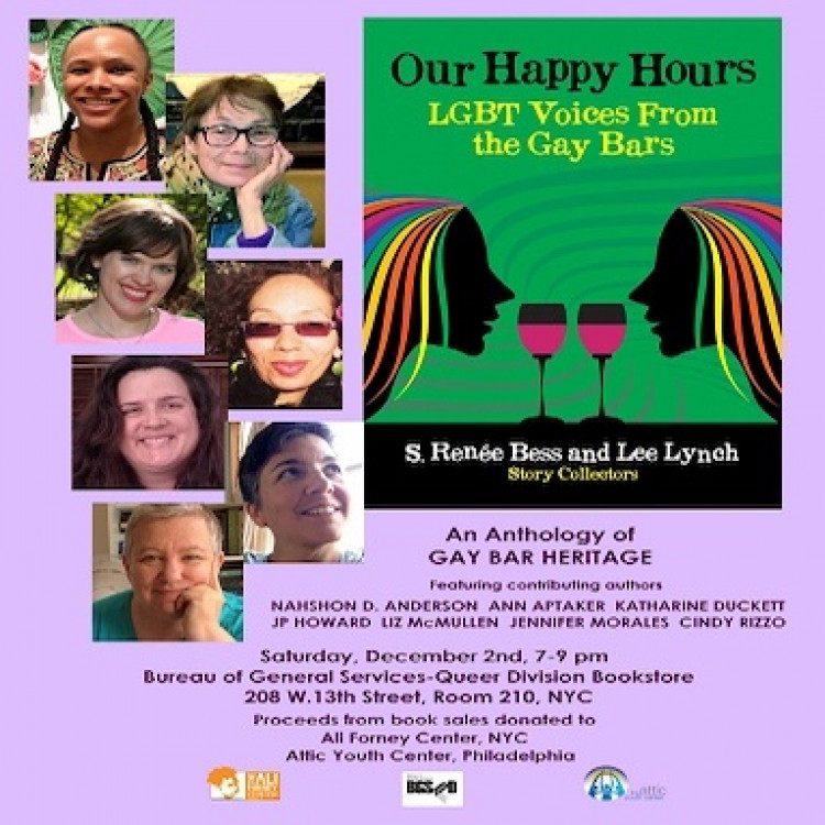 Our Happy Hours: LGBT Voices From the Gay Bars