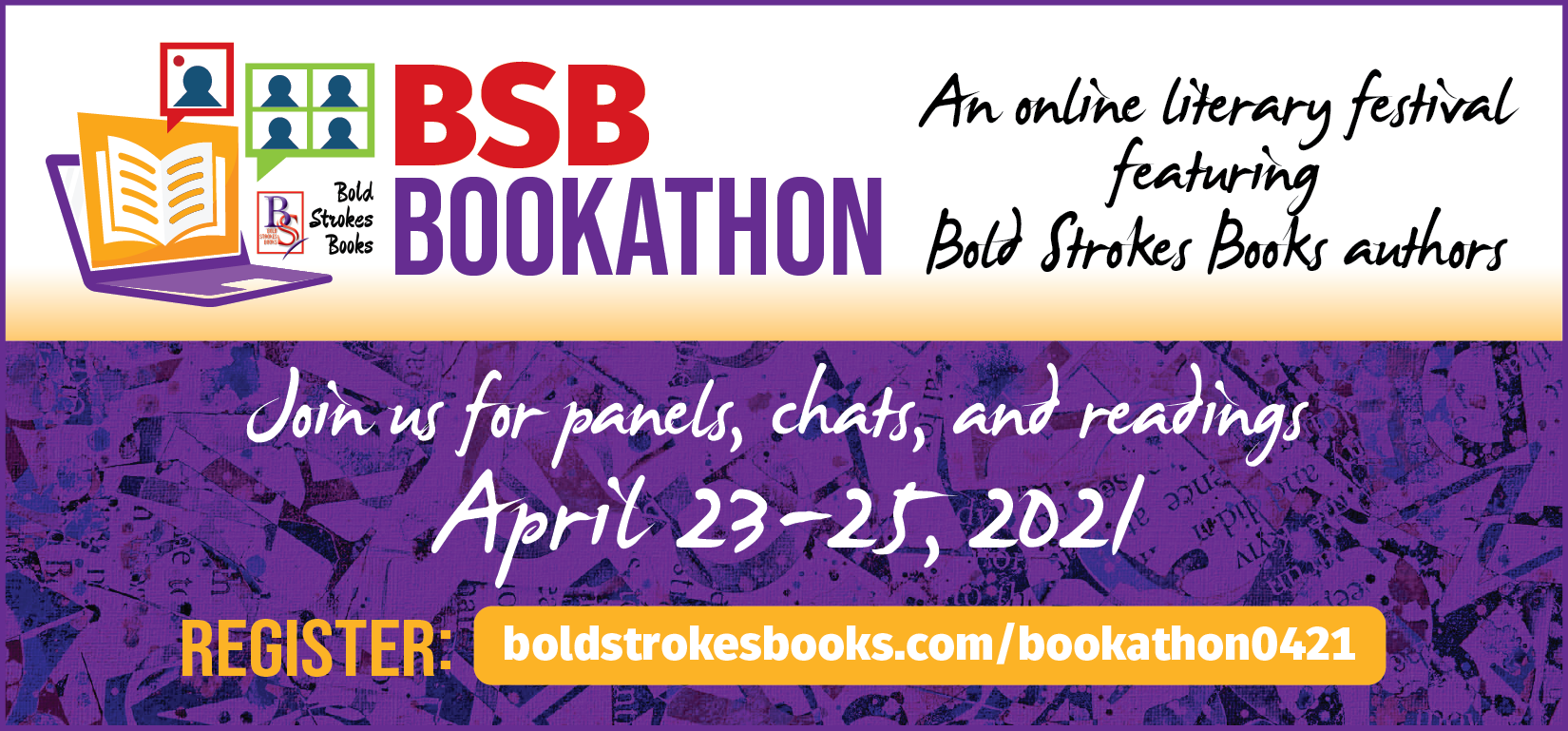 Welcome to Bold Strokes Books site
