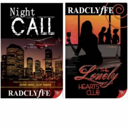 New on Audiobook! NIGHT CALL and THE LONELY HEARTS CLUB by Radclyffe