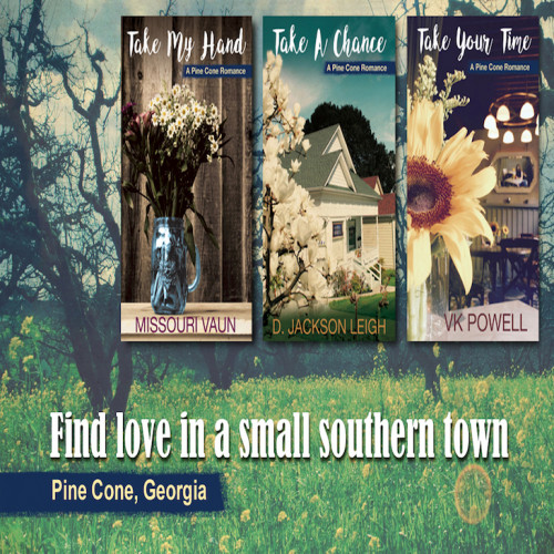 Celebrating Romance, Friendship, and Community in Pine Cone, Georgia