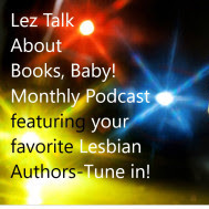 Lez Talk About Books, Baby! featuring Carsen Taite