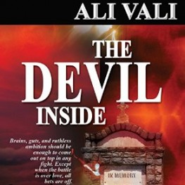 New on Audiobook! Ali Vali's THE DEVIL INSIDE!