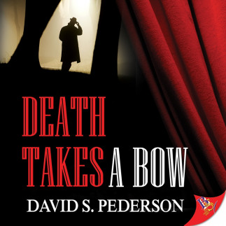 David S. Pederson launches DEATH TAKES A BOW