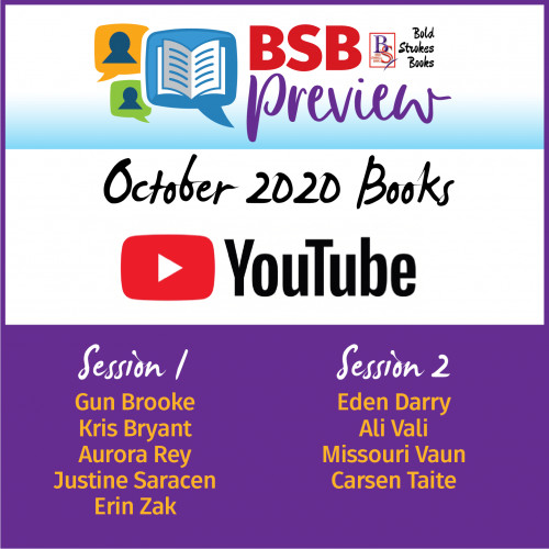 BSB Preview * October 2020 Titles