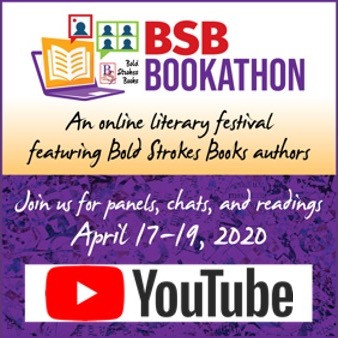 April Bookathon YouTube playlist * 17-19 April 2020